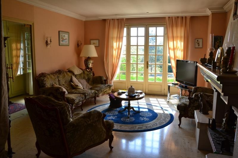 Sale house / villa Osny 472 500€ - Picture 2