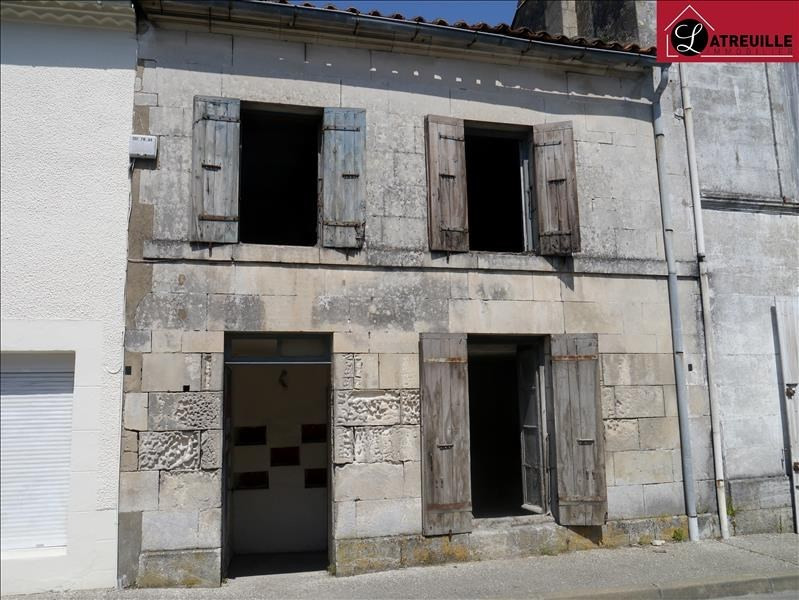 Vente maison / villa Cozes 29 500€ - Photo 1
