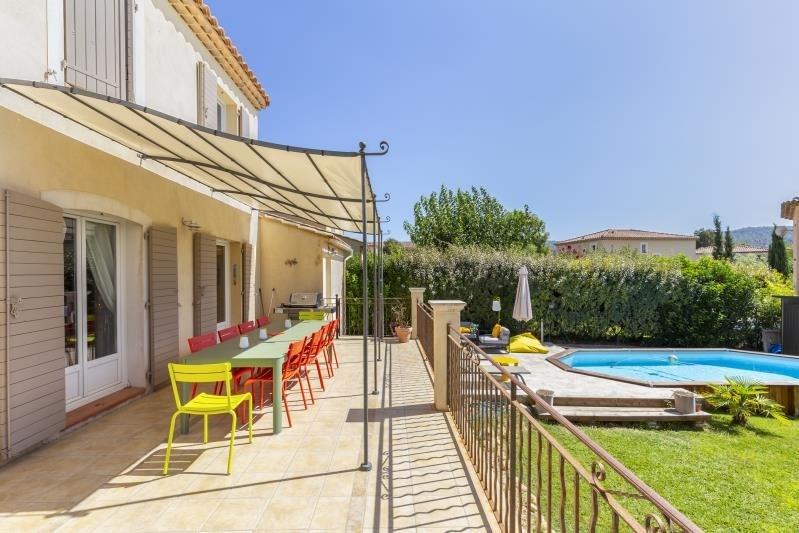 Deluxe sale house / villa Bouc bel air 640000€ - Picture 3
