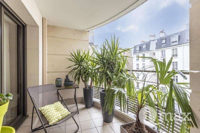 Sale apartment Levallois 595000€ - Picture 4