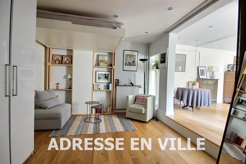 Verkoop  appartement Levallois-perret 355000€ - Foto 2