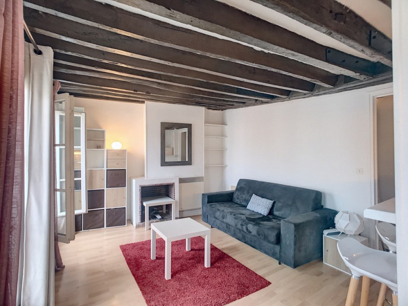 Vente appartement Paris 3ème 420 000€ - Photo 3