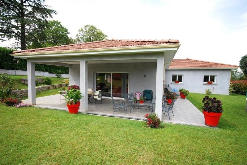 Sale house / villa Reventin vaugris 468000€ - Picture 2