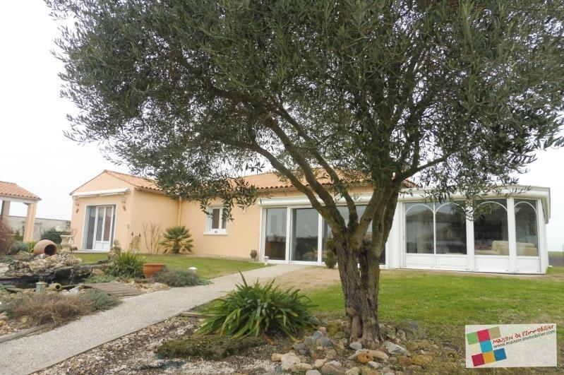 Sale house / villa Meschers sur gironde 462000€ - Picture 1