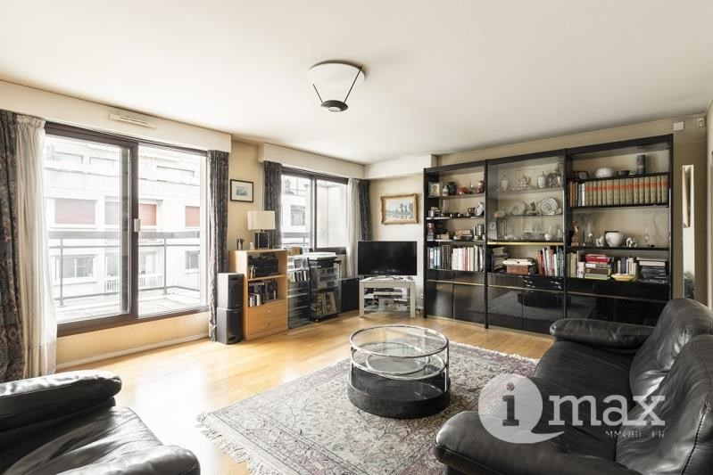 Vente de prestige appartement Levallois perret 1 280 000€ - Photo 2