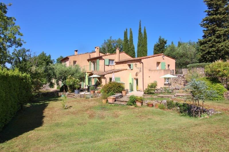 Vente de prestige maison / villa Saint cezaire sur siagne 700000€ - Photo 1