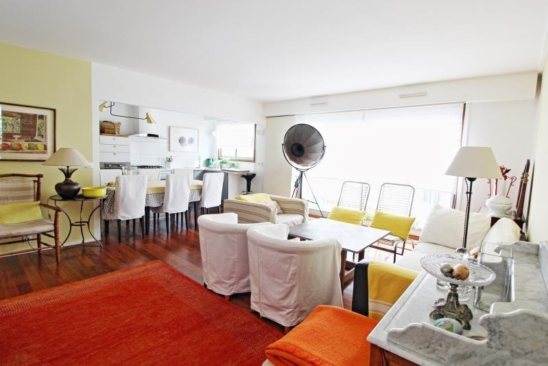 Venta  apartamento Paris 20ème 819000€ - Fotografía 2