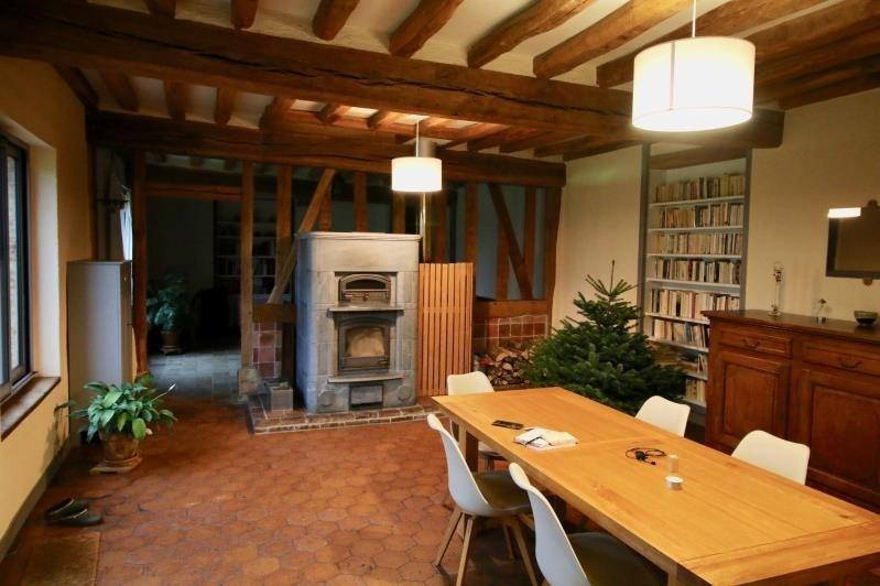 Sale house / villa Breteuil sur iton 275000€ - Picture 4