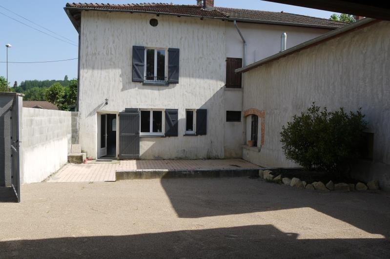Vente maison / villa Vernioz 169 000€ - Photo 1