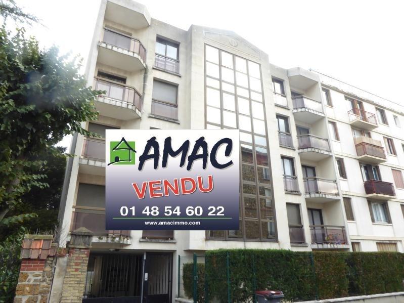 Sale apartment Villemomble 89000€ - Picture 1