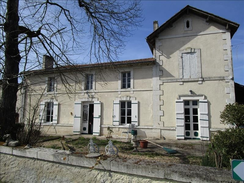 Vente maison / villa Montpon menesterol 148 000€ - Photo 1
