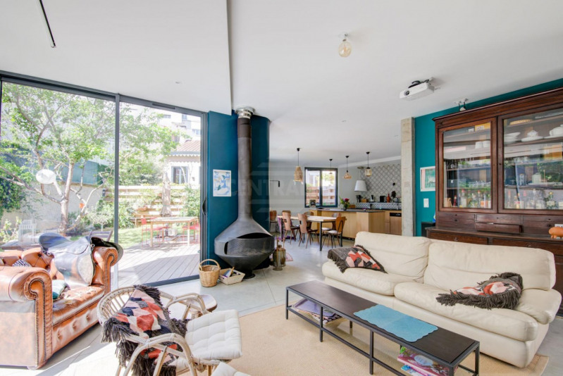 Vente de prestige maison / villa Lyon 4ème 1440000€ - Photo 9