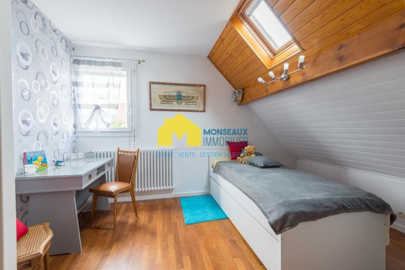 Vente maison / villa Ste genevieve des bois 490880€ - Photo 7