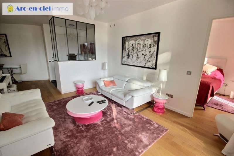 Vente de prestige appartement Paris 4ème 999000€ - Photo 6