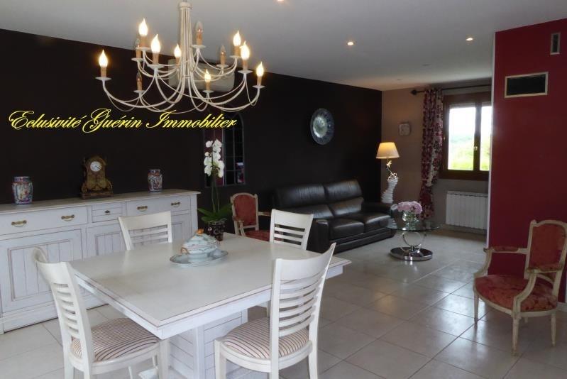 Sale house / villa St jean aux amognes 187250€ - Picture 1