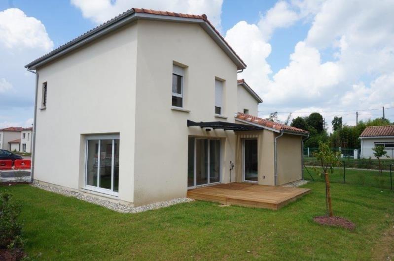 Vente maison / villa Mondonville 276900€ - Photo 2