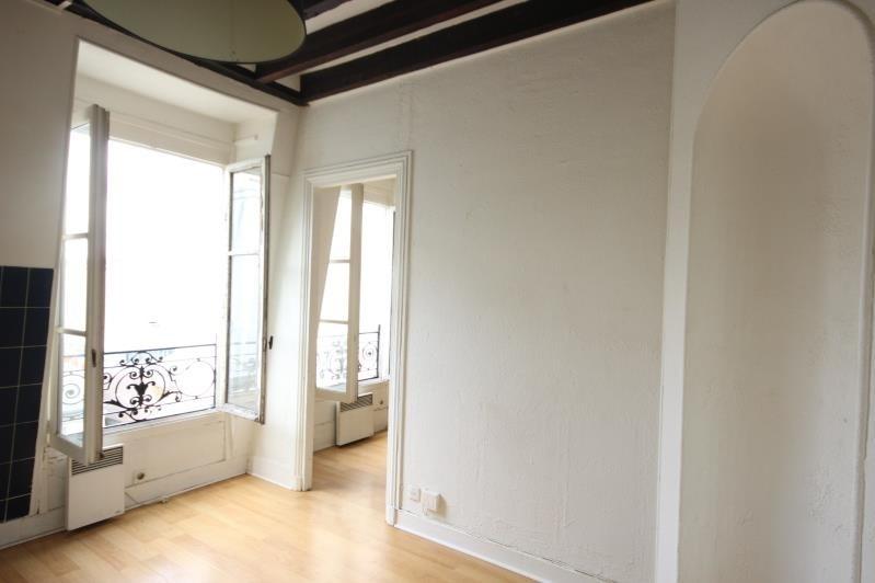 Vente appartement Paris 3ème 299000€ - Photo 1