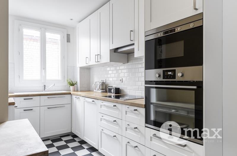 Sale apartment Levallois-perret 675000€ - Picture 4
