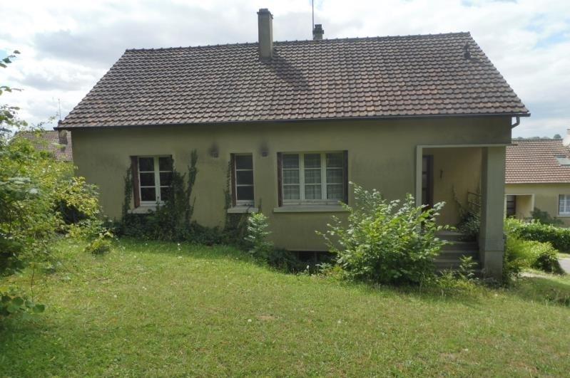 Vente maison / villa La chapelle montligeon 85000€ - Photo 1