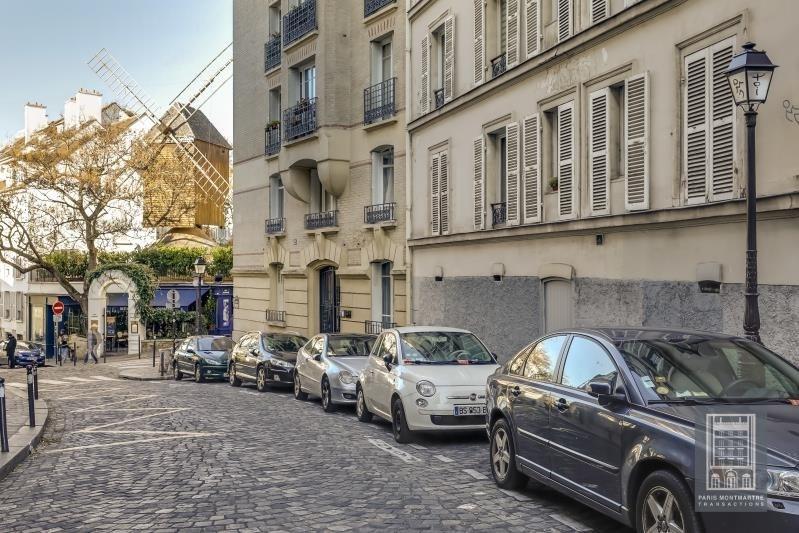 Sale apartment Paris 18ème 305000€ - Picture 8
