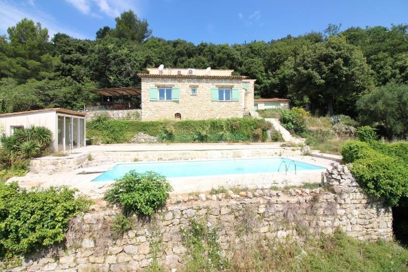 Vente de prestige maison / villa Le tignet 647000€ - Photo 1