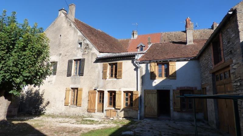 Vente maison / villa Bligny-sur-ouche 99000€ - Photo 1