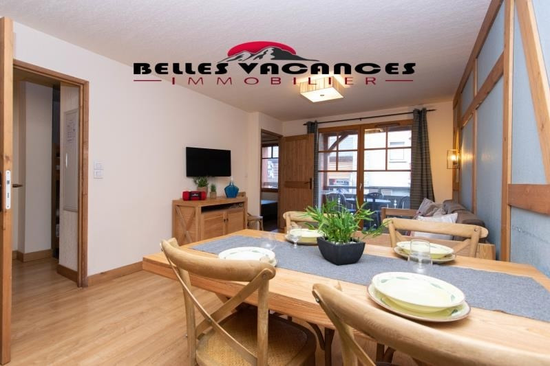 Deluxe sale apartment St lary soulan 141750€ - Picture 4