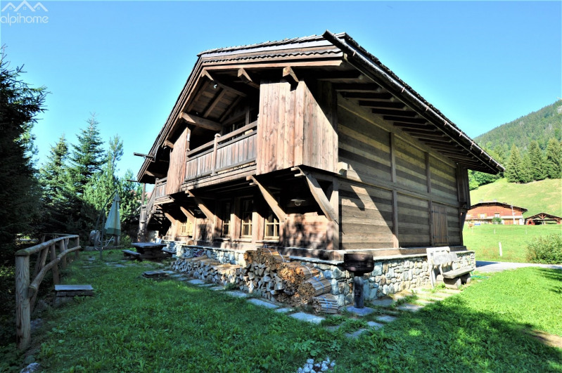 Deluxe sale house / villa Megeve 1 390 000€ - Picture 13