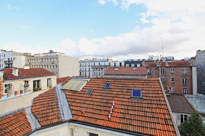 Alquiler  apartamento Paris 20ème 650€ CC - Fotografía 6