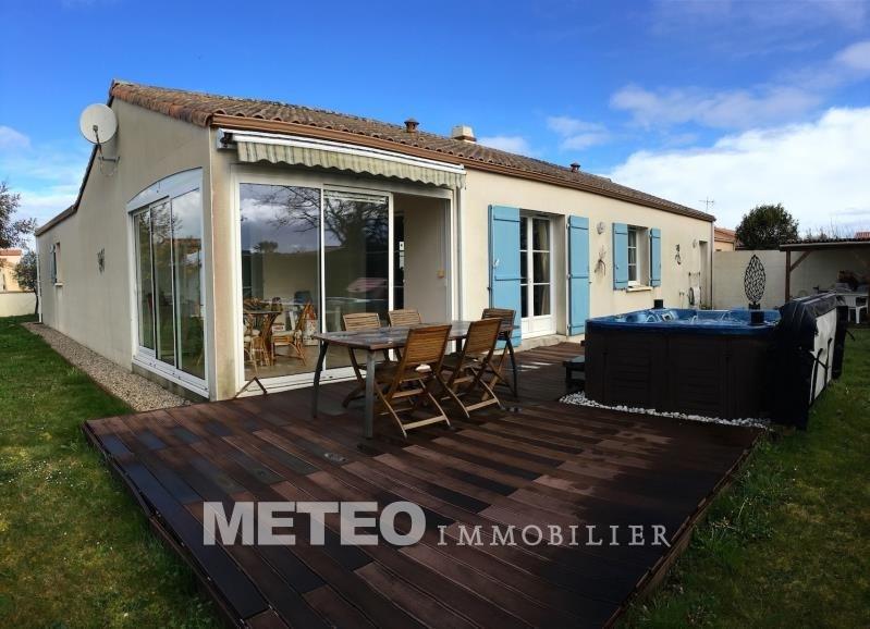 Vente maison / villa Grosbreuil 252600€ - Photo 1