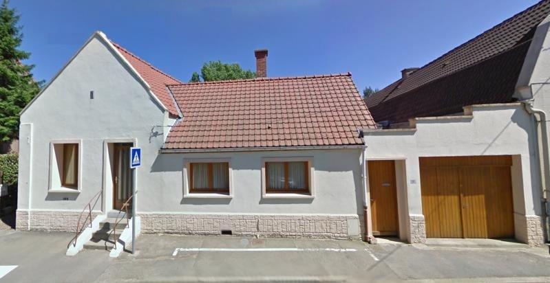 Vente maison / villa Drouvin le marais 125000€ - Photo 1