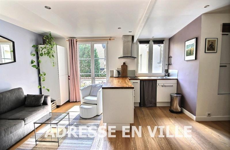 Verkoop  appartement Levallois-perret 355000€ - Foto 5