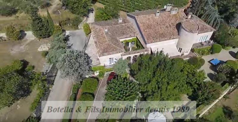 Vente de prestige maison / villa Barjac 1270000€ - Photo 17