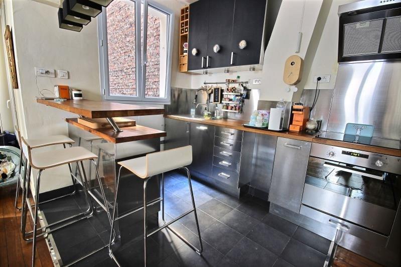 Verkoop  appartement Paris 18ème 499000€ - Foto 5