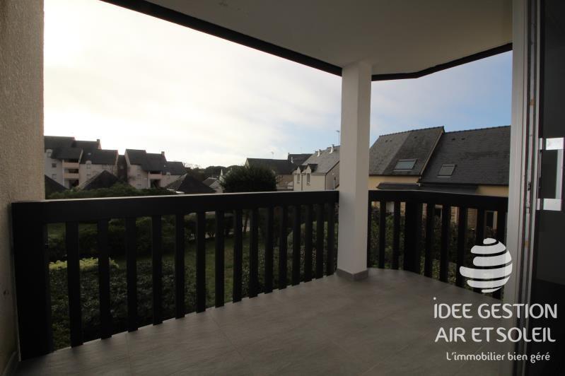 Verkoop  appartement Quiberon 183610€ - Foto 1