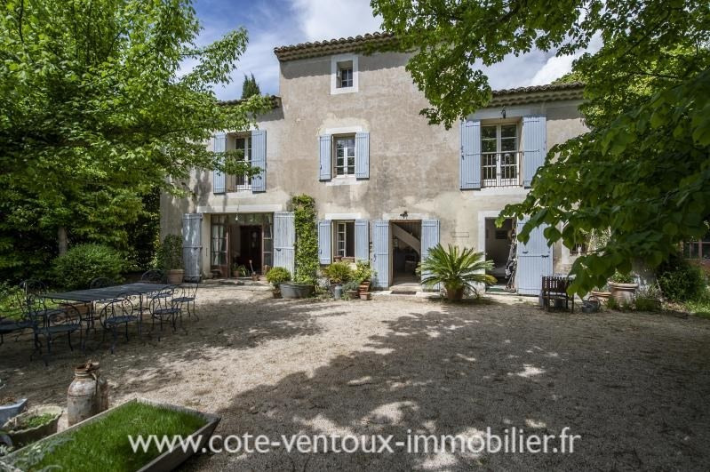 Vente maison / villa Sarrians 525 000€ - Photo 1