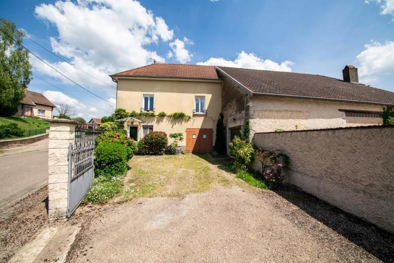 Vente maison / villa Gy 169500€ - Photo 2