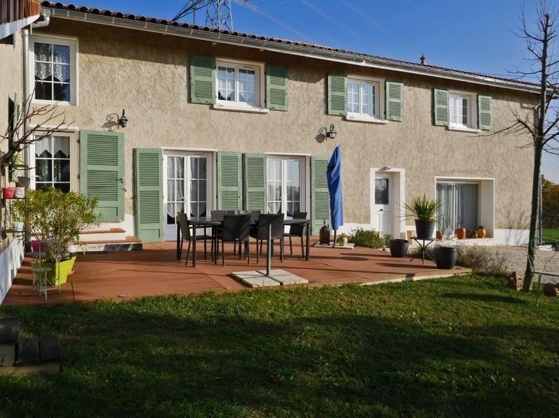 Vente maison / villa Chatillon sur chalaronne 349000€ - Photo 3