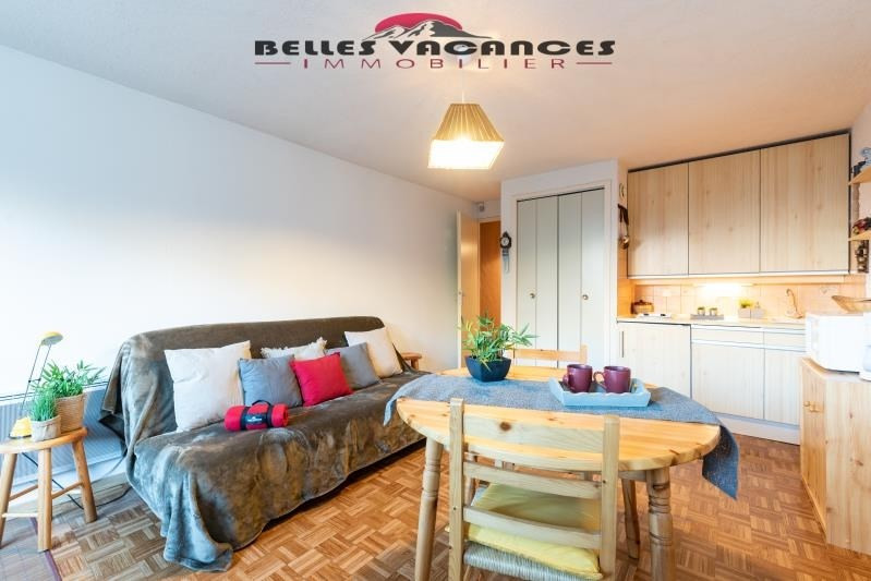 Sale apartment St lary soulan 55000€ - Picture 1