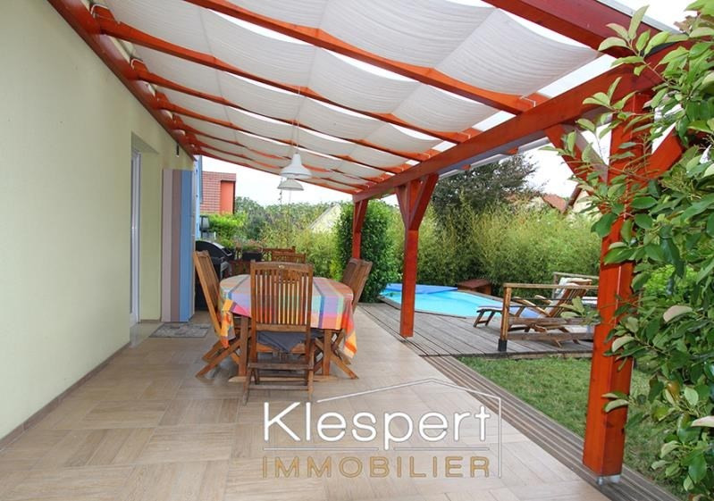 Sale house / villa Marckolsheim 329000€ - Picture 9