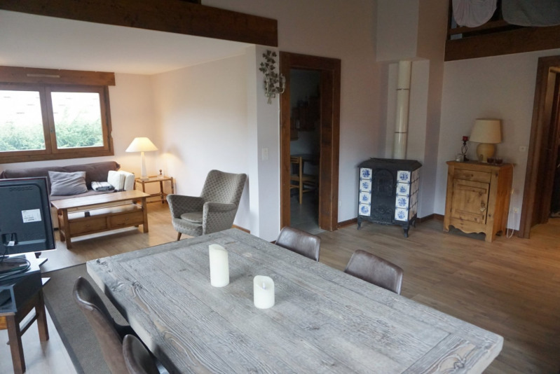 Vente de prestige appartement Megeve 615 000€ - Photo 4
