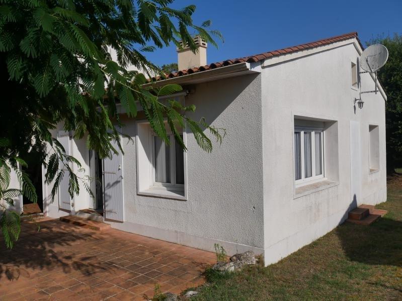 Sale house / villa Jard sur mer 275600€ - Picture 1