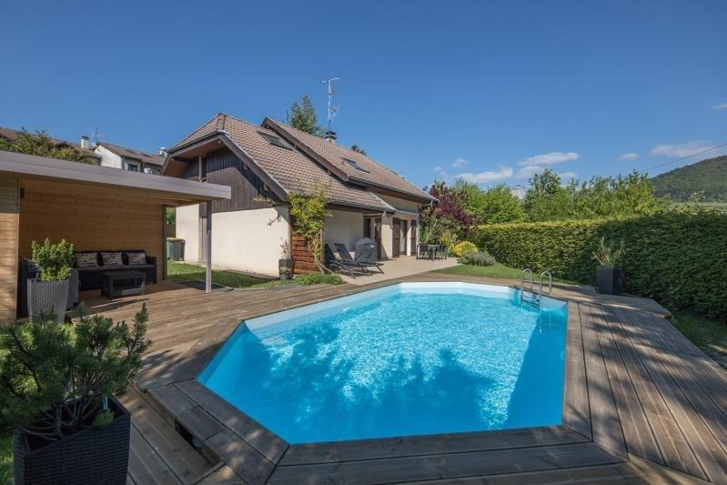 Sale house / villa Annecy le vieux 788000€ - Picture 1
