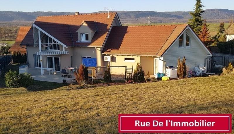 Vente maison / villa Soultz/foret 297000€ - Photo 7