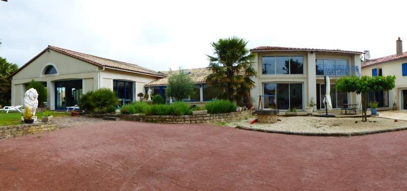 Vente maison / villa Azay le brule 478400€ - Photo 1