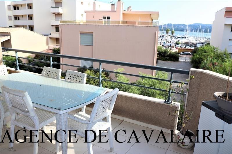 Vente appartement Cavalaire sur mer 279000€ - Photo 1
