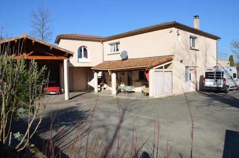 Vente maison / villa Ruoms 340000€ - Photo 4