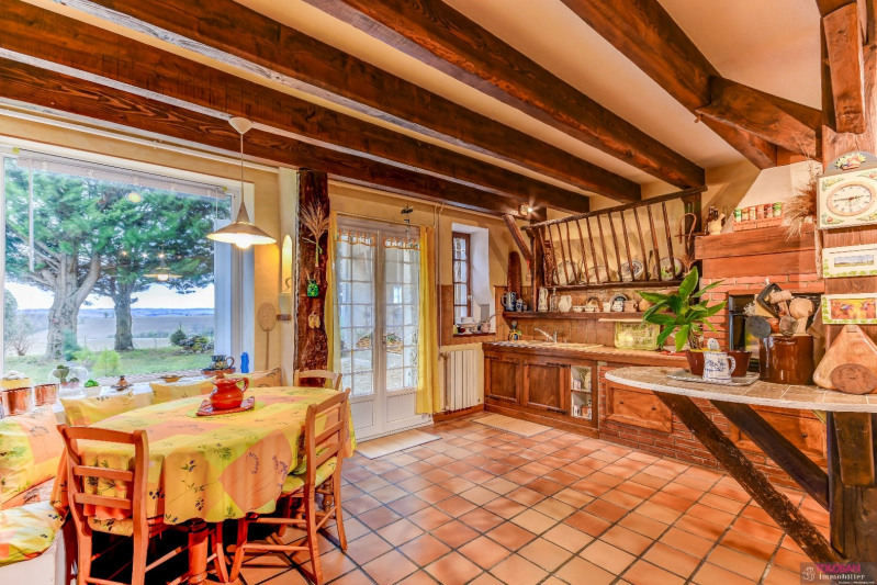 Vente de prestige maison / villa Villefranche de lauragais 499000€ - Photo 7
