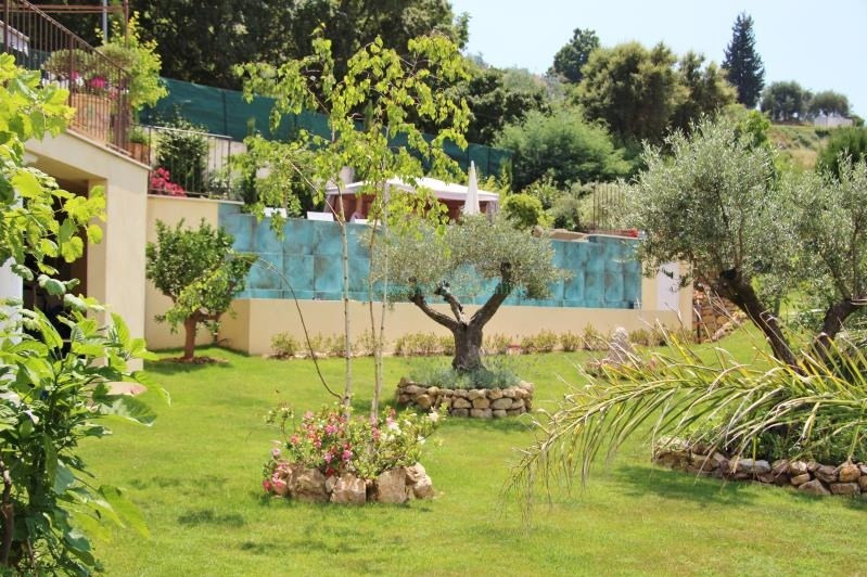 Vente de prestige maison / villa Tanneron auribeau 790000€ - Photo 5