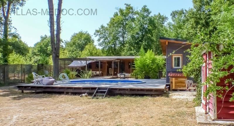 Vente maison / villa St vivien de medoc 336000€ - Photo 1